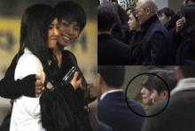 แฟนเก่าก็มา!! ซิน เซคยอง หน้าเศร้าร่วมเคารพ ศพจงฮยอน อดีตคนเคยรัก