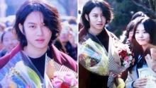 ฮีชอล Super Junior เข้าร่วมพิธีจบการศึกษาของ คิมโซฮเย ตามที่เคยสัญญาไว้