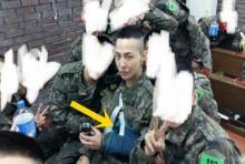 ภาพล่าสุด จีดราก้อน ในกองทัพ ทำแฟนเป็นห่วง!