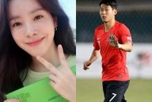 นางเอกดังโพสต์ภาพคู่ซุปตาร์ซน ฮึงมิน ฉลองชัยเหรียญทองเอเชียนเกมส์!!