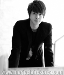 อ๊าก...หล๊อ หล่อ Kim Hyun Joong – Marie Claire