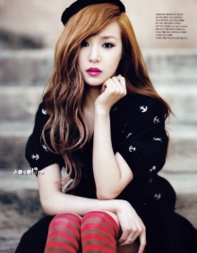 Tiffany ; Vogue Magazine