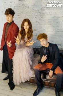 ดงบังชินกิ,ซอฮยอน แห่ง SNSD เผยภาพเบื้องหลังในนิตยสาร'CeCi