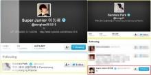 ชาวเน็ตเกาจับตาสัมพันธ์ หลัง ซานดารา 2NE1 -ทงเฮ SJ  follow ทวิตเตอร์ กันและกัน !!~?