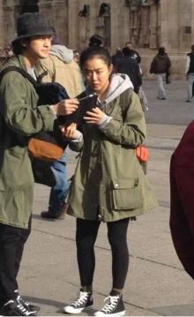 มาแล้วภาพเที่ยวยุโรป ของ คู่รักเบอร์ล่าสุด คิม บอม  - มุน กึนยอง