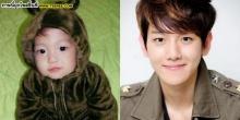 ชาวเน็ตฮือฮา!วัยเด็ก 12 หนุ่ม EXO หน้าเปลี่ยน - ไม่เปลี่ยน ?