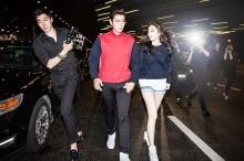 แฟชั่นสไตล์ปาปารัซซี่ของ T.O.P และ โซฮี Wonder Girls