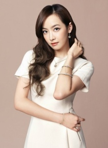 """""""วิกตอเรีย""""f(x) นำแสดงละครจีน """"Beautiful Secret"""""""