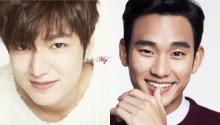 """2 ซุปตากิมจิ """"อีมินโฮ-คิมซูฮยอน"""" โกยเละค่าตัวโฆษณาแดงมังกร คนละ 120 ล้านบาทต่อปี!"""