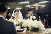 เก็บตก บรรยากาศหวานๆ งานแต่ง ซองมิน SJ