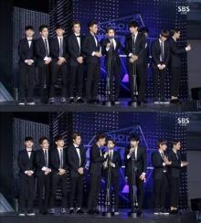 """รายชื่อผู้ได้รับรางวัลในงาน """"2014 SBS Gayo Daejun""""!!"""