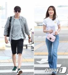 #welcometoThailand เอริคและซอฮยอนจิน พาทีมนักแสดงละคร Another Oh Hae Young บินมาพักผ่อนที่ภูเก็ต วานนี้