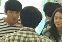 ว๊ายยย! ยุนอา - จีชางอุค แอบจูงกันไปกินข้าวนอกจอ!!