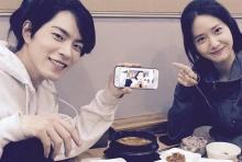 ฮง จงฮยอน โพสต์ภาพ กินข้าวกับ ยุนอา snsd