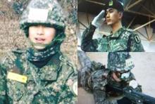พลทหาร คิม ซูฮยอน โอปป้า กับภาพลับเฉพาะจากกองทัพที่หลายคนไม่เคยเห็น!(คลิป)