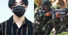 แบมแบม (Bambam) กับโอกาส 50% ที่ต้องเข้าเป็นทหารเกณฑ์ในกองทัพไทย!
