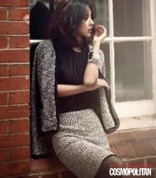 Lee Hyori Gorgeous Cosmo