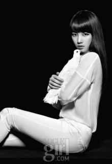 Miss A จาก Vogue Girl