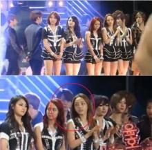 แฟนๆจับตา คูฮาร่า-จุนฮยองแอบสบตากัน