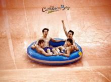 ซูจี MissA ประกบ 6หนุ่ม 2PM ในโฆษณาสวนน้ำ