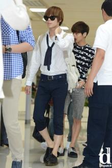 แฟชั่นกางเกงขาสั้นจี๊ดจี๊ด!ของบรรดา เซเลบ เกาหลี