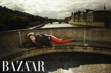 Jang Geun Suk ภาพแฟชั่นใหม่ในนิตยสาร Harpers Bazaar