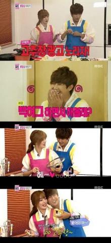 """(WGM) """"ซอนฮวา"""" ทำอาหารเนื่องในวันเกิด """"ควางฮี"""""""