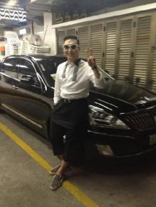ไซ โชว์ รถกันกระสุน คันใหม่ ฮุนได โอ่ไม่มีขายทั่วไปแต่ให้เฉพาะวีไอพีเท่านั้น