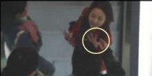 ชาวเน็ตเกา!ตาดีจับภาพแหวนที่นิ้วนางซานดารา 2NE1