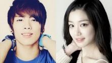 ลือ!?จงฮยอน SHINEE ซุ่มปลูกต้นรักนักแสดงสาวดาวรุ่ง?