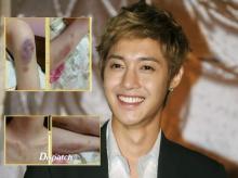 แฟนคลับไทย-จีนแห่ให้กำลังใจคิมฮยอนจุง สู้ข้อหาทำร้ายแฟนเก่า