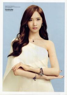 ยุนอา กับ แฟชั่นสวยสง่า ดุจ เจ้าหญิง!!