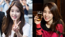 """""""ไอยู-ยูอินนา"""" เจอกันบ่อยมาก จนคนคิดว่าเป็นแฟนกัน"""