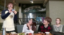 ดงเฮ SJ เผยส่วนสูงที่จริงของ อึนฮยอกSJ!!