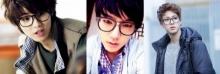 สาวก K-pop ห้ามพลาด! 12 ไอดอลชายที่หล่อแซ่บเวลาสวมแว่นตา!