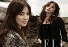 สวยฮอตสไตล์ ซองเฮเคียว บนปกนิตยสาร!!