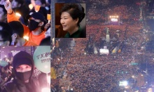 สื่อเกาหลีขุด อีจุน,ยูอาอิน ร่วมเดินขบวนขับไล่ ประธานาธิบดีเกาหลี!!(คลิป)