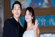 มาแล้ว มาแล้ว ภาพคู่ภาพแรก ของ ซงจุงกิ -ซงเฮคยโย  หลังประกาศแต่งงาน!!