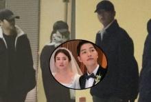 เปิดภาพ-คลิปแอบถ่าย จุงกิ-เฮคโย กลับจากฮันนิมูน