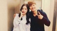 """คิมจงกุก ฝากแฟนๆช่วยเชียร์ โซย่า หลานสาวของเขาในรายการ """"The Unit"""""""