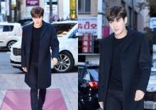 ชีวอน Super Junior ปรากฏตัวต่อสาธารณชนเพื่อเข้าร่วมงานเลี้ยงปิดกล้องละคร