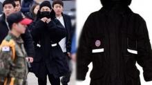 ส่องแฟชั่นเสื้อโค้ทมูลค่า 120,000 บาทของ จีดราก้อน ที่ใส่เมื่อตอนเข้ากรม