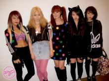 Wonder Girlsติด 1 ใน 15 ศิลปินที่ร้อนแรงที่สุดในHollywood