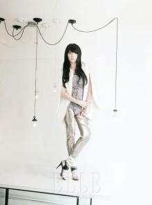 4minute Elle magazine