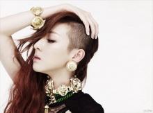 ซานดารา 2NE1 ถึงกับแซ่ด!ต้องกล้อนผมเพื่อเพลงใหม่!