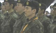 ขนานนามอีทึก(Lee Teuk)วง Super Junior ราชาแห่งการยิง ในกองทัพ