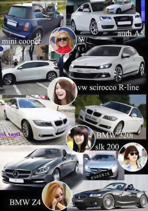 Tiffany Snsd Car Accident