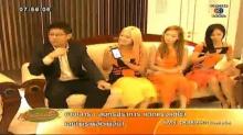 GirlsGenerationเยือนไทย  แฟนคลับ แห่กรี๊ดด!!ล้น พาร์ค พารากอน