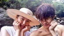 อูยอง 2pmกับพี่สาวคนสวย และทริปส์สุดฟินส์!