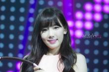 แฟนคลับแห่กรี๊ด!! แทยอน Girls Generation ฟรุ้งฟริ้งฝุดๆ